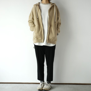 FULL ZIP PARKA