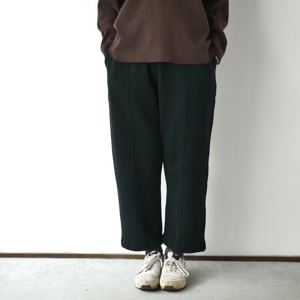 SWEAT WIDE PANTS