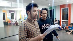 Puteri Gunung Ledang The Musical Vlog #03 | Workshop Act II