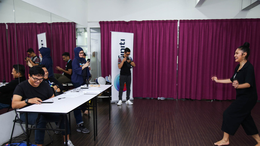 Audition Day 01 - 11