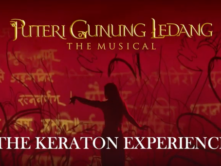 Puteri Gunung Ledang The Musical Vlog #05 | The Keraton Experience