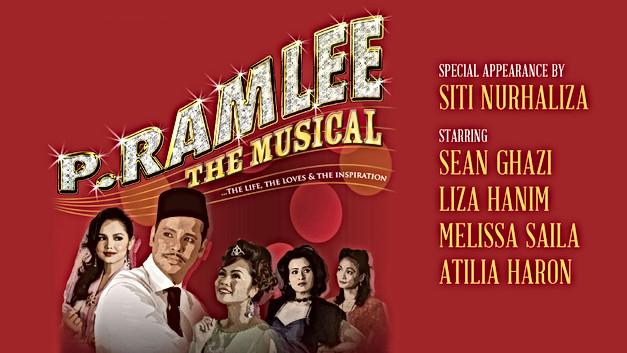 P.RAMLEE THE MUSICAL (SEASON 1)