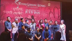 'Puteri Gunung Ledang' musical set for Singapore, KL shows in 2020