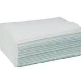 2 Ply White Interfold Hand Towels 24x22cm