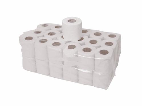 36 Toilet rolls - White Economy