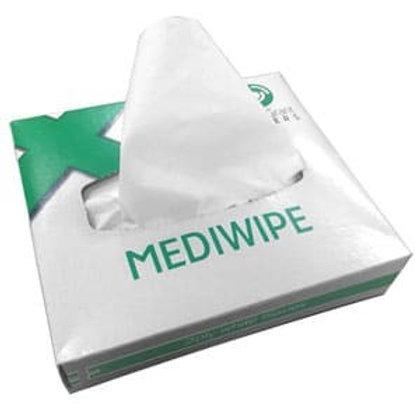 White soft medi-wipes/tissue