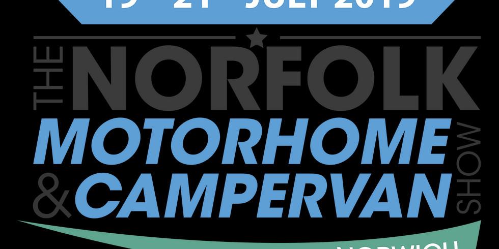 Norfolk motorhome and campervan show