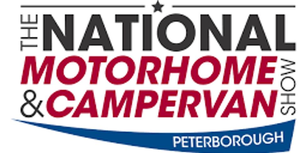 Peterborough Motorhome show