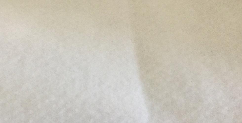 "Polyester Wadding - 90 x 40"""