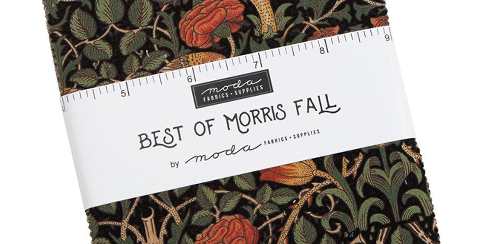 Moda - Charm Pack - Best of Morris Fall