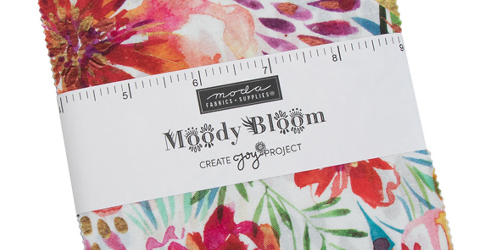 Moda - Charm Pack - Moody Bloom by Create Joy Project