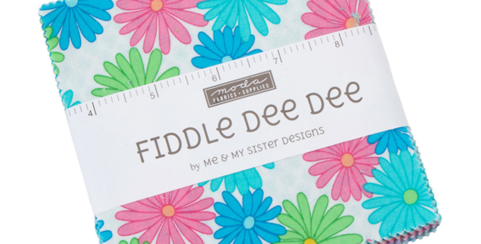 Moda - Charm Pack - Fiddle Dee Dee by Me & My Sister