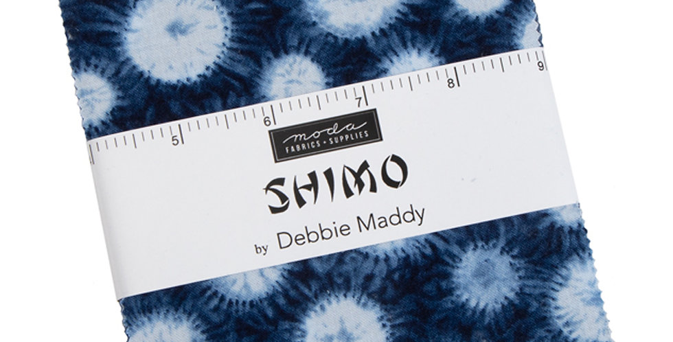 Moda - Charm Pack - Shimo by Debby Maddy