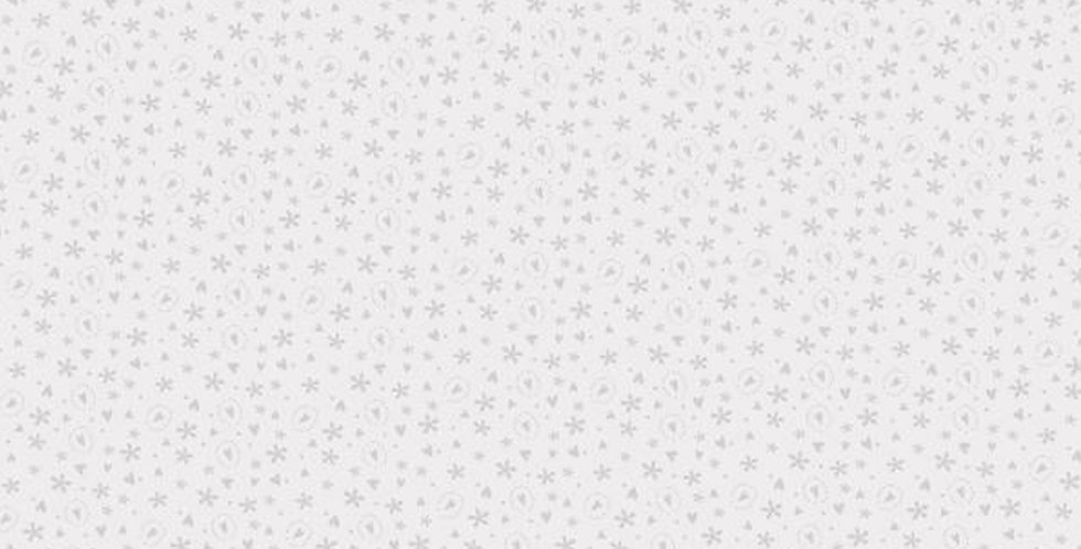Lynette Anderson Bedrock Basics - 80430-6 Hearts Pearl