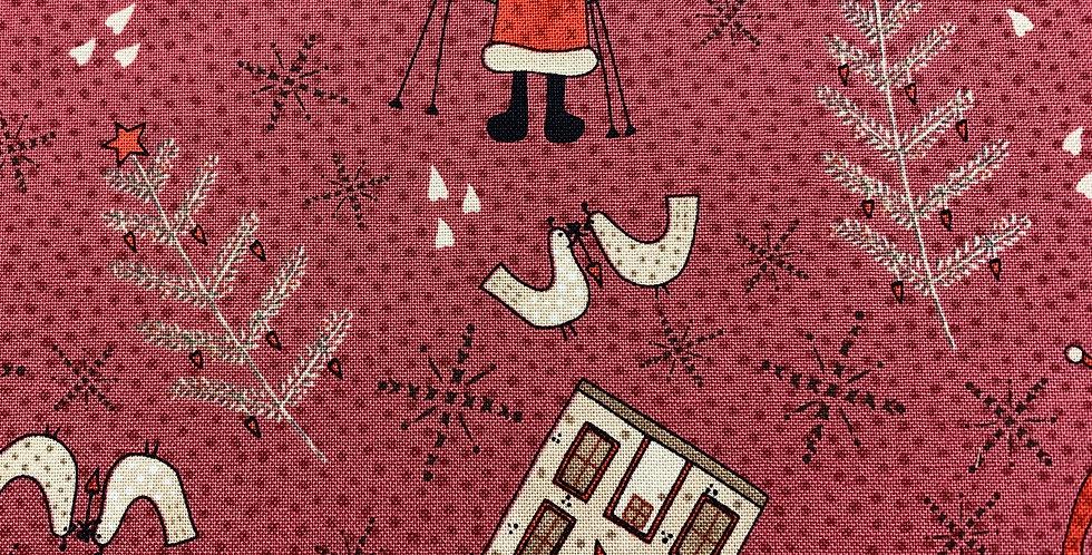 Lynette Anderson Scandinavian Christmas - 706908 Red