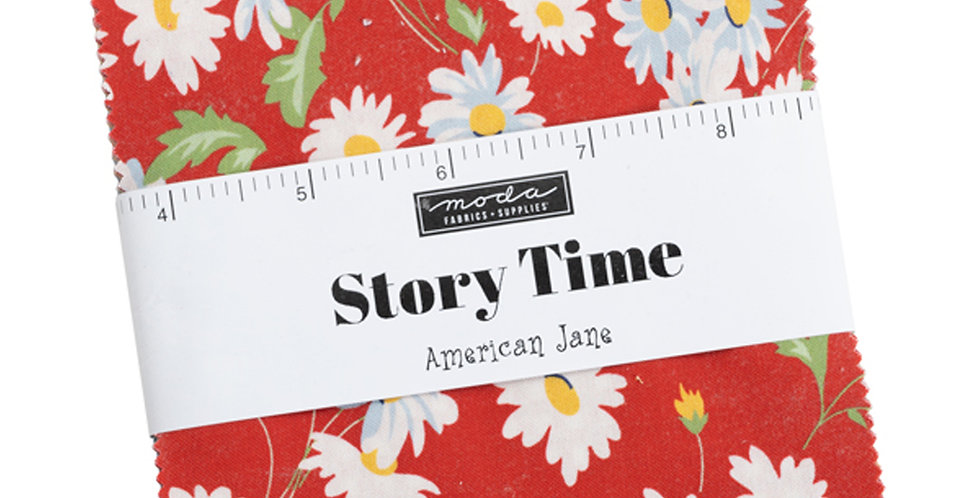 Moda - Charm Pack - Story Time by American Jane