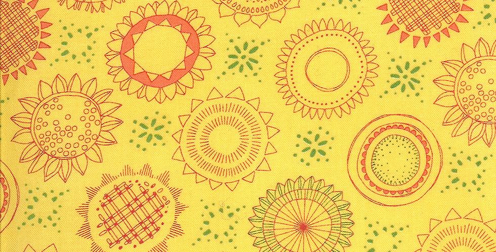 Moda Solana - 48682 13 Buttercup by Robin Pickens