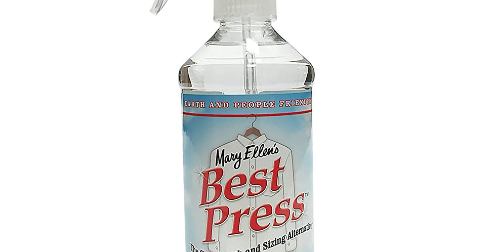 Mary Ellen's Best Press Ironing Spray - Scent Free 16.9 fl oz (499ml)