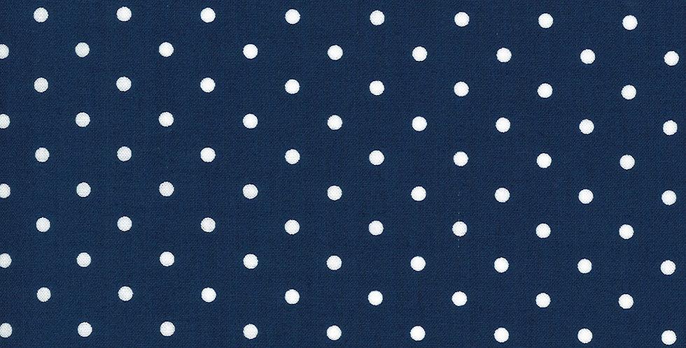 Moda Crystal Lane 2987 18 Winter Blue by Bunny Hill Designs