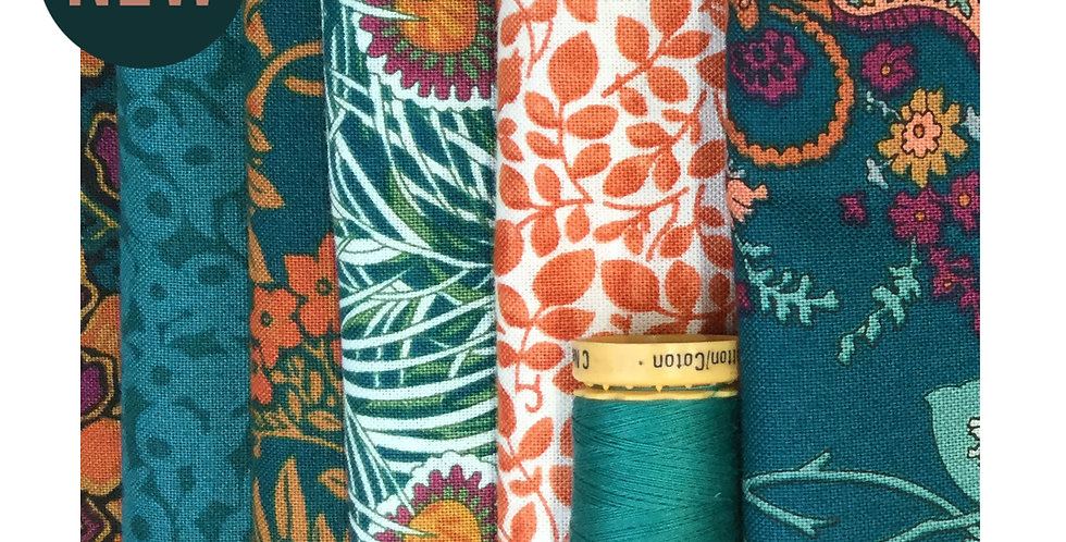 Liberty - Fat Quarter Box - Hesketh House Collection