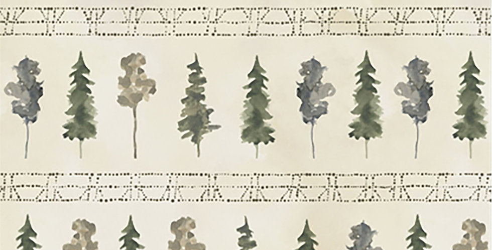 P&B Textiles Forest Retreat - 4340G by Jetty Home