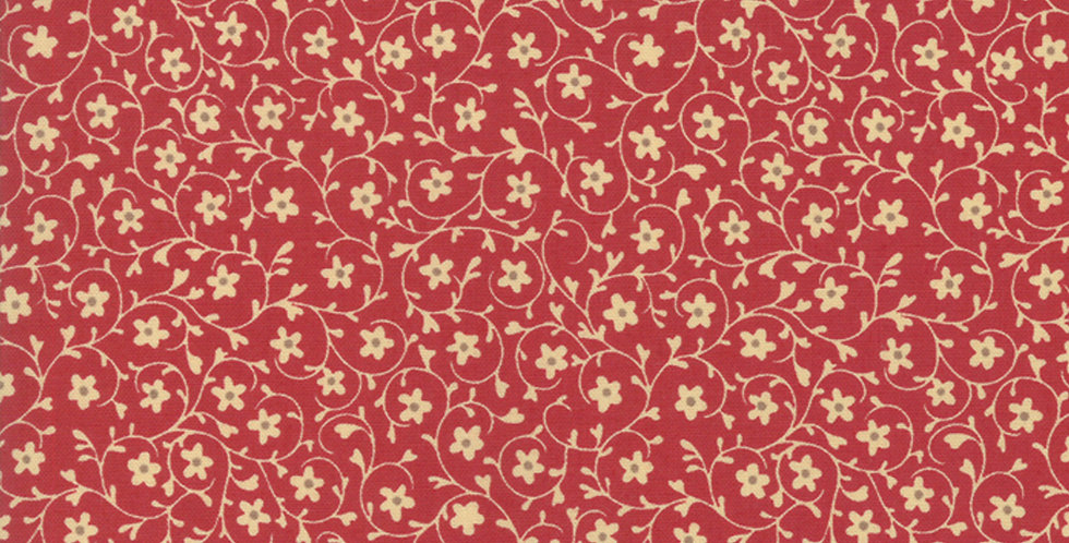 Moda Le Beau Papillon - 13865-12 Rouge by French General