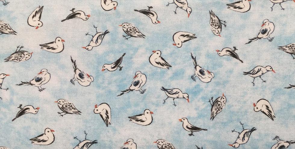 P&B Textiles Sailors Rest - 04119 Seagulls