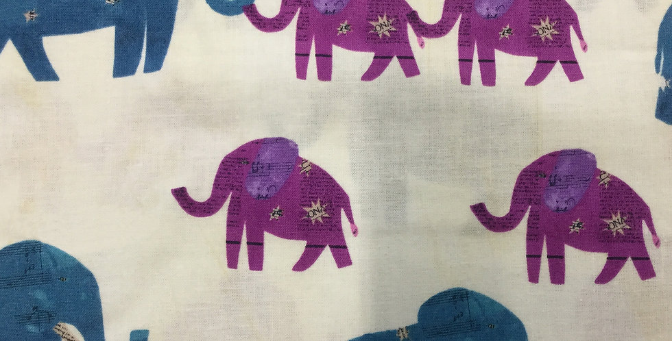 Windham Farbics Starry Elephants 51740 1 by Carrie Bloomston