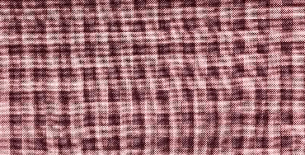 Gutterman Cotton - Veros World, Pink Check