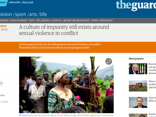 THE GUARDIAN: comment piece