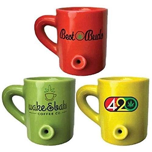 4 Oz mini' Hot Shot Mug Set