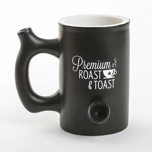 Large Black Stoner Mug & Medicine Jar Combo