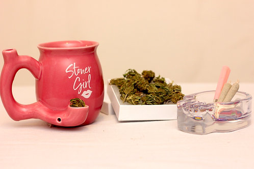 Stoner Mug & Ashtray combo
