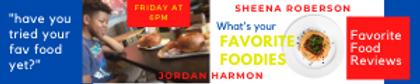 Favorite food review