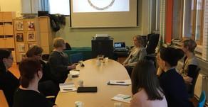 Ravistamon juhlapäivä: vieraanamme ministeri Annika Saarikko