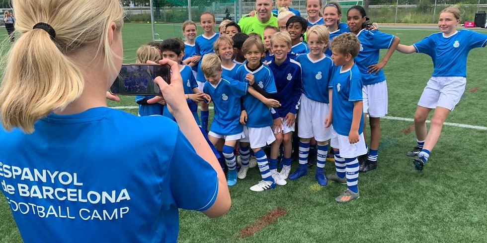 STOCKHOLM Football Camp 2nd to 5th Augusti