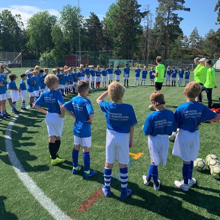 GÖTEBORG Football Camp 16th to 18th Juni 2021