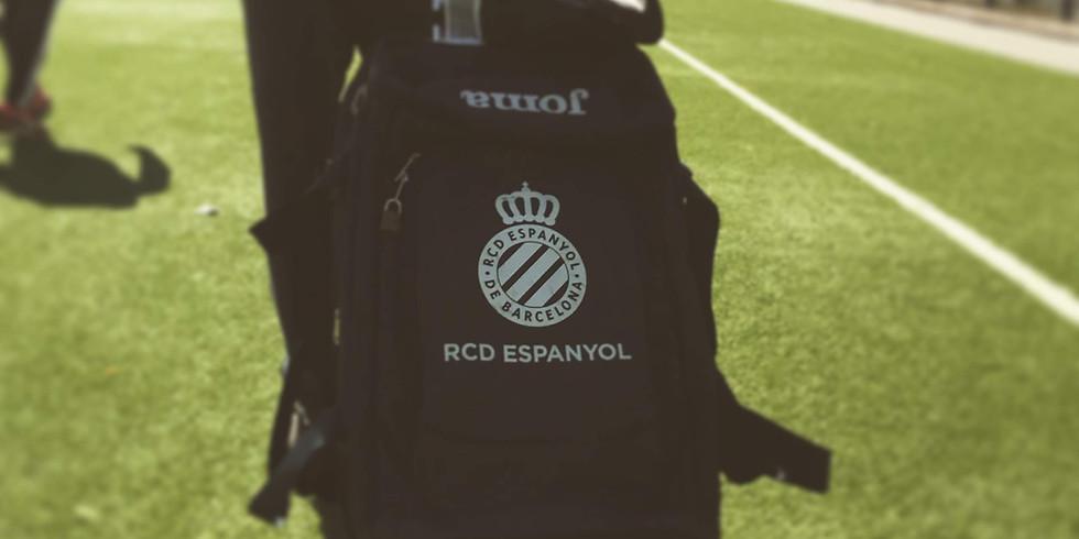 GÖTEBORG: Börja spela i RCD Espanyol de Barcelona Academy Göteborg