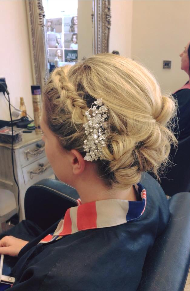 Bridal Hair/Special Occasion