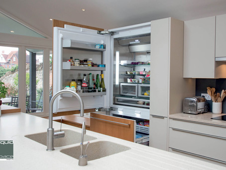 """Why do we use """"live"""" customer installations/kitchens on our website?"""
