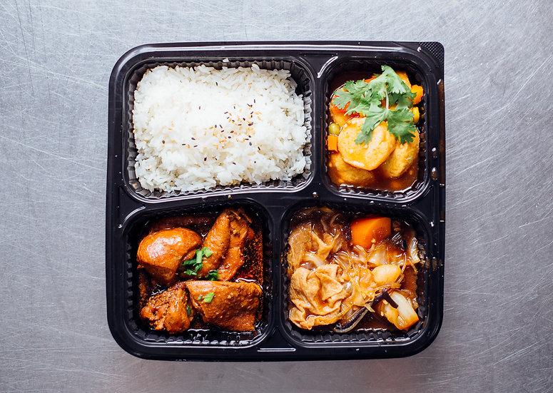 Mixed Veg Rice