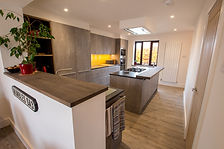 Modern kitchen design in Oxfordshire, designed and installed by Liquid Space Design