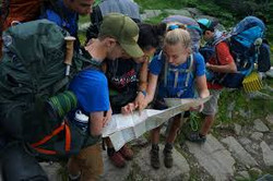 outdoor skills summer camp