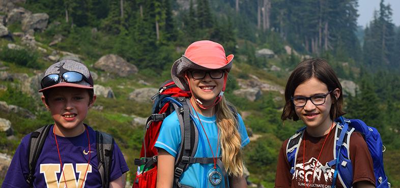 outdoor skills summer camp