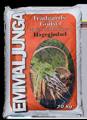 Trädgårdsgödsel 10kg