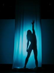 LED-Dance-Inszenierung
