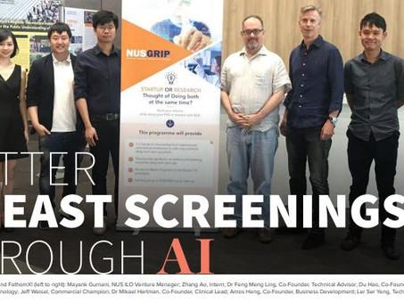 NUS Enterprise SPARKS Magazine Feature
