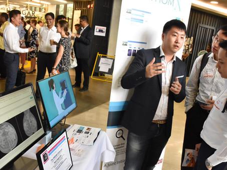 NUS Graduate Research Innovation Program Run 2 Lift Off