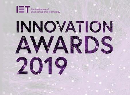 IET Innovation Awards Shortlist