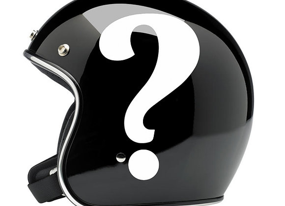 Custom Mystery Helmet